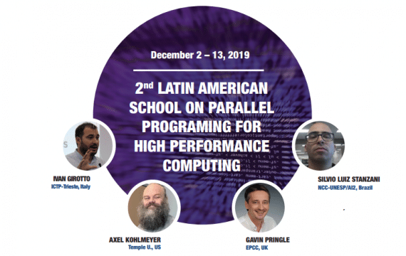 2nd Latin American School on Parallel Programming for HPC